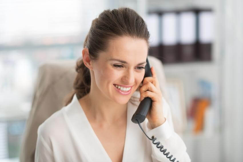 On-the-phone communication  Nowadays most of the successful business cases starts and finishes on the phone. This comm...